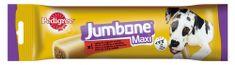 Pedigree jutalomfalat Jumbone Maxi marhahússal és baromfival 180 g