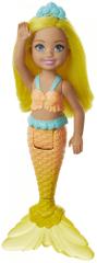 Mattel lalka Barbie Chelsea, syrenka