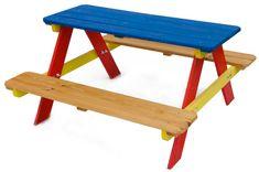 Rojaplast otroški komplet Piknik, barvit