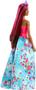 3 - Mattel Barbie Varázslatos hercegnő rózsaszín-kék