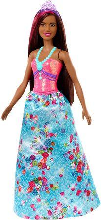 Mattel Barbie Varázslatos hercegnő rózsaszín-kék