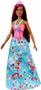 1 - Mattel Barbie Varázslatos hercegnő rózsaszín-kék