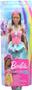 6 - Mattel Barbie Varázslatos hercegnő rózsaszín-kék