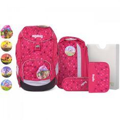 Ergobag Školská taška Set pack HorseshoeBear