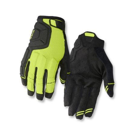 Giro rękawiczki rowerowe Remedy X2 Lime Black XL