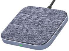 Sandberg Wireless Charger Pad 15 W bezdrátová nabíječka Qi 441-23