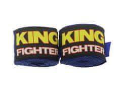 King Fighter Bandáže MODRÉ KING Fighter
