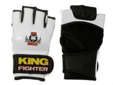 King Fighter MMA rukavice King Fighter bílé velikost: L