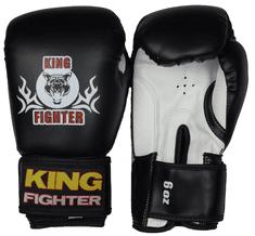 King Fighter Dětské boxerské rukavice Boxerské rukavice: váha: 4