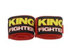 King Fighter Bandáže ČERVENÉ KING Fighter