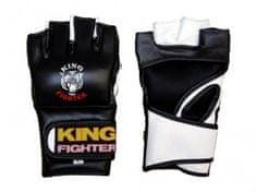 King Fighter MMA rukavice King Fighter černé Velikost: L