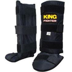 King Fighter Chrániče holení THAI textilní Velikost: L