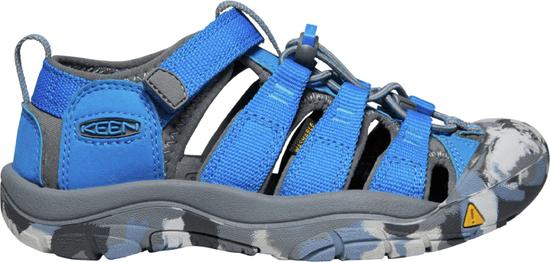 KEEN detské sandále Newport H2 K 24 modrá