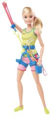 Mattel Barbie Olimpijka Wspinaczka sportowa