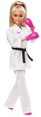 Mattel Barbie Olympionička Karatistka