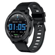 NEOGO TimeFit X8, smart hodinky, čierne