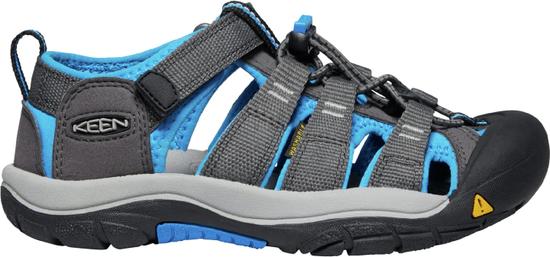KEEN juniorské sandále Newport H2 Jr. 34, sivá