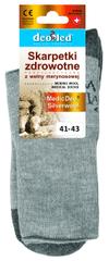 Gemini Zdravotní ponožky MEDIC DEO SILVERWOOL - JJW DEOMED