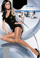 Gemini Dámské punčochové kalhoty Inez Caroline Elastil 20 den 4-XL