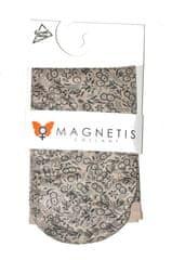 Gemini Dámské vzorované ponožky Magnetis lycra 20 den