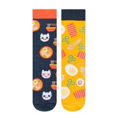 Gemini Dámské nepárové ponožky Soxo Good Stuff