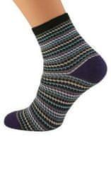 Gemini Netlačící dámské ponožky Bratex 5506 Lady Socks