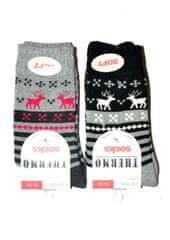 Gemini Dámské ponožky WiK art.38202 Thermo Cotton Socks