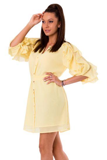 Gemini Společenské šaty model 115822 YourNewStyle L