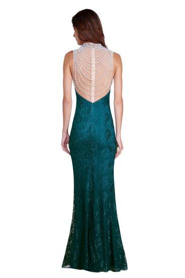 Gemini Dlouhé šaty model 124630 YourNewStyle XL