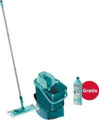 LEIFHEIT Készlet Combi Clean M + padlótisztító fényezővel, 1 l koncentrátum