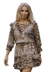 Gemini Společenské šaty model 136702 Jersa