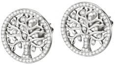 Morellato Stříbrné náušnice Strom života Albero Della Vita SATB02 stříbro 925/1000