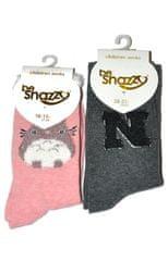 Gemini Dámské ponožky se vzorem Be Snazzy SK-32