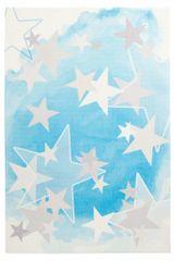 Obsession Dětský kusový koberec Stars 410 blue