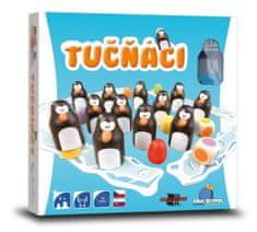 Blue Orange Tučňáci