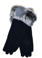 Gemini Dámské rukavice YO! R-141 S kožíškem