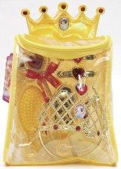 BOLEY Sněhurka - batůžek s vlasovými doplňky