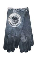 Gemini Dámské rukavice YO! R-146 Semiš