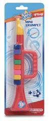 Bontempi Trumpeta plastová s 8 klapkami