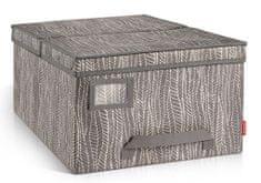 Tescoma Krabice na oděvy FANCY HOME 40x52x25 cm, cappuccino