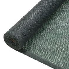 shumee belátásgátló háló, HDPE, 1 x 10 m, zöld