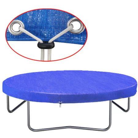 shumee Pokrivalo za trampolin PE 450-457 cm 90 g/m²