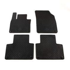 Zestaw 4 gumowych dywaników samochodowych do Volvo XC90