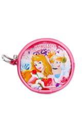 SETINO Dievčenská peňaženka na mince Princess - ružová