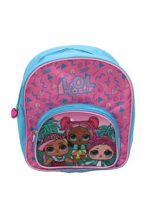 """SETINO Plecak dziecięcy """"LOL"""" - różowy"""