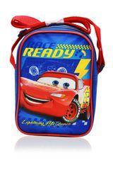 SETINO Disney taška přes rameno Cars - McQueen - modrá