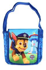 SETINO Disney taška cez plece PAW Patrol - modrá