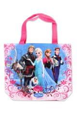 """SETINO Plażowa torba na ramię dla dziewczynki """"Kraina Lodu"""" - różowy"""