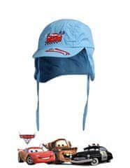 SETINO Chlapčenská čiapka Autá Cars - modrá