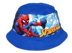 SETINO Chlapčenský klobúk Spiderman - svetlo modrá